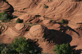 USA - Petrified sand dunes, Canyon De Chelly