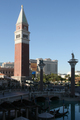 USA - Replica of Venice's Bell Tower, The Venetian Resort Hotel, Las Vegas